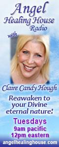 Angel Healing House Radio with Claire Candy Hough: You Cannot Fail