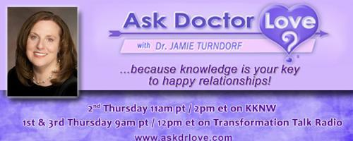 Ask Dr. Love with Dr. Jamie Turndorf: How to Tap Your Way to Intimacy with Dawson Church