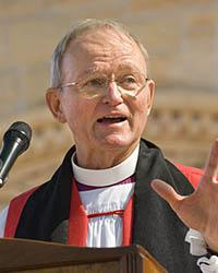 Bishop William Swing