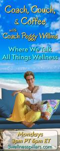 Coach, Couch, and Coffee Radio with Coach Peggy Willms - Where We Talk All Things Wellness : It's Coffee Time ~ WTF: What To FAMILY...Part 1