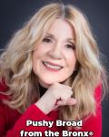 ellen stewart pushy broad from the bronx® host on transformation talk radio