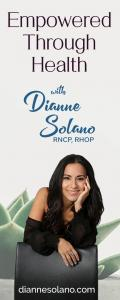 Empowered Through Health with Dianne Solano: How Functional Health Care Can Help You With Your Lyme Disease with Special Guest, Ashly Rhoads, MSN, CRNP