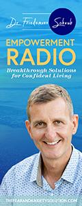 Empowerment Radio with Dr. Friedemann Schaub: From Midlife Crisis to Midlife Courage