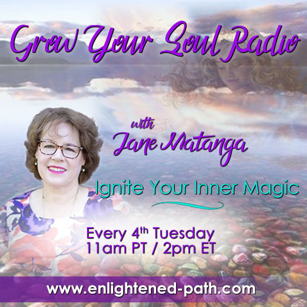 grow your soul radio with jane matanga
