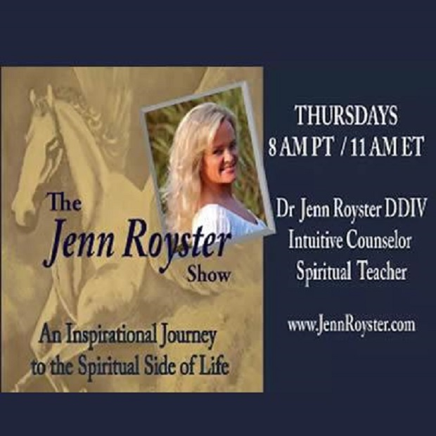Intuitive Counselor Jenn Royster