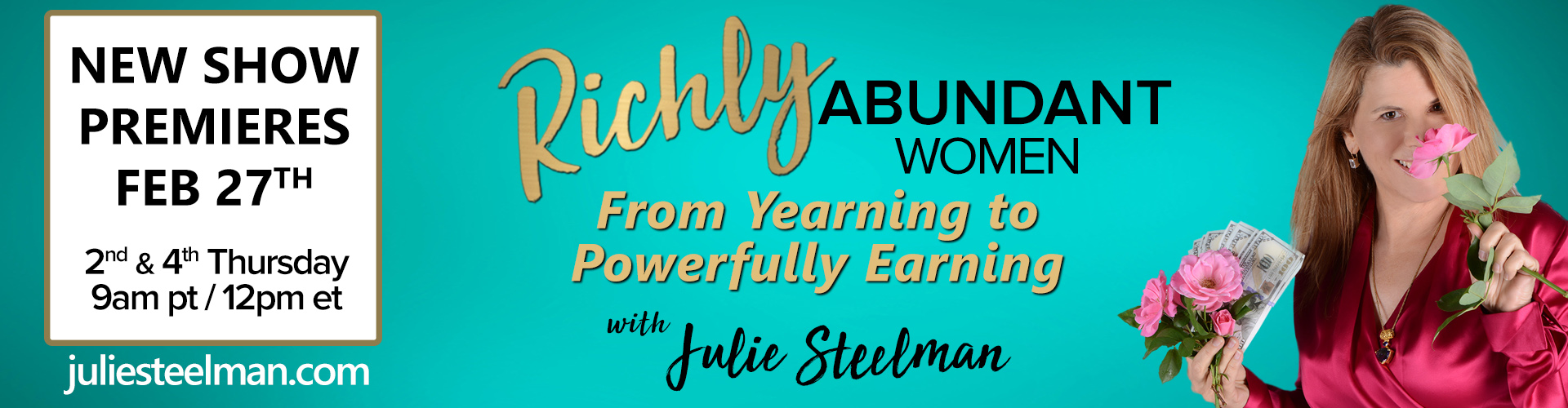 Julie Steelman Richly Abundant Women