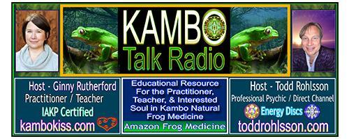 Kambo Talk Radio with Ginny and Todd: Encore: What is Kambo?