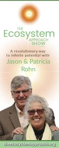 Living Lighter Radio with Jason & Patricia: An Ecosystem Approach to Your Life!: Money - don't have enough? or need more?
