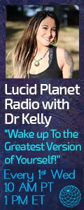 Lucid Planet Radio with Dr. Kelly: Encore: Hope and Synchronicities: What we can learn from the Celestine Prophecy in Today's World w/ Bestselling Author James Redfield