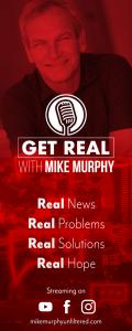 Mike Murphy Unfiltered: Unfettered, Unflinching, Unafraid: Sh*t The Moon Said with Gerald Powell