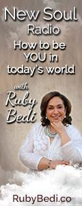 New Soul Radio with Ruby Bedi - How to be YOU in Today's World