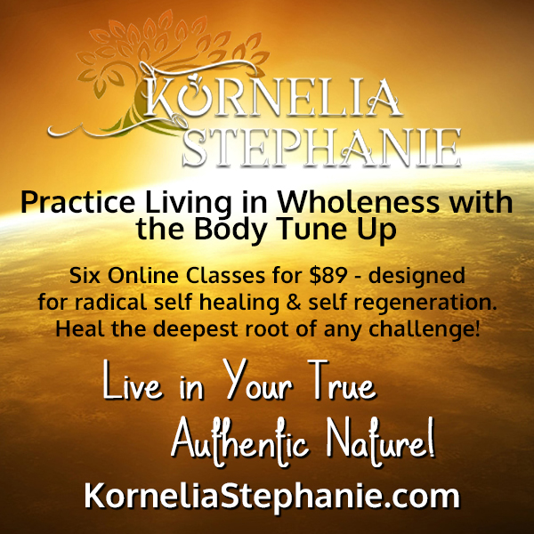 kornelia stephanie practice living in wholeness with the body tune up