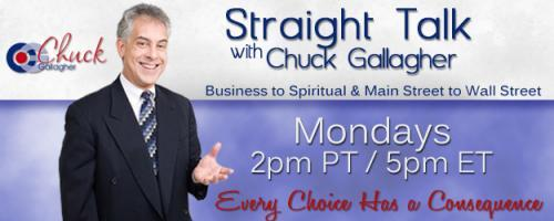 Straight Talk with Host Chuck Gallagher: Encore: and Guest Stan Walters