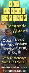 The Astral Insider Show with Fernando Albert - Your Portal for Adventure, Insight, and Growth