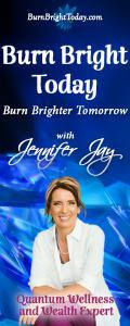 The Burn Bright Today Show with Jennifer Marcenelle