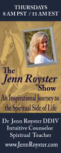 The Jenn Royster Show: Soul Diving: Life Purpose Explained