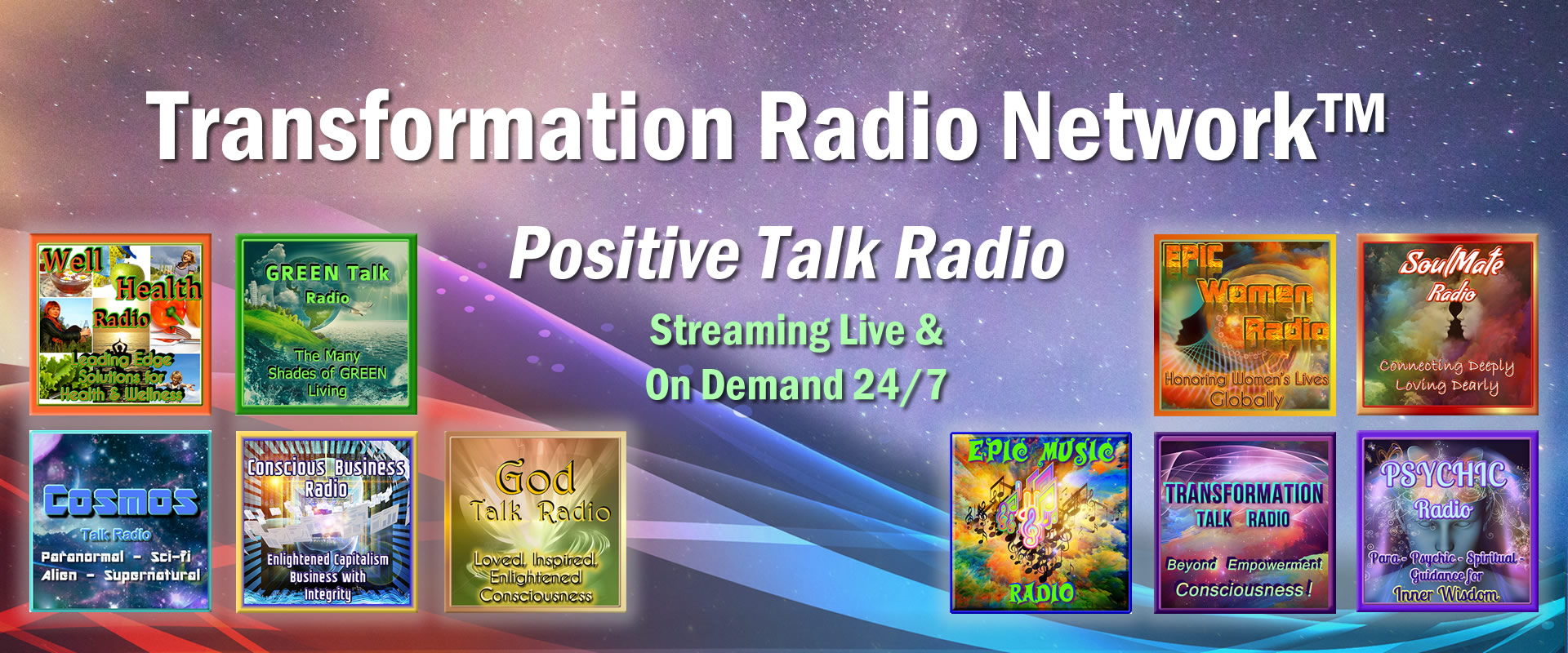 The Transformation Radio Network
