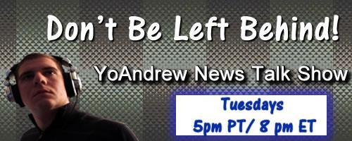 YoAndrew News Talk Show : President Obama facing War and Foreign Policy
